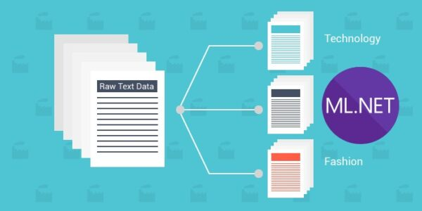 Article Classification with ML.NEt
