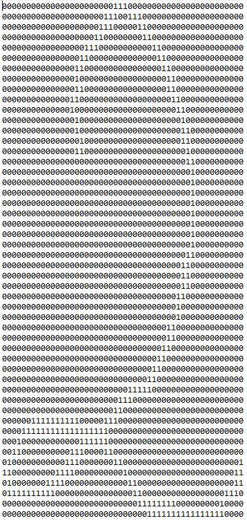 Binarized Matrix