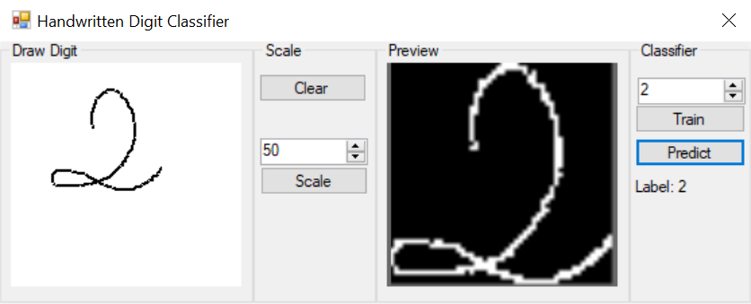 How to Make a Handwritten Digit Recognition App in C#
