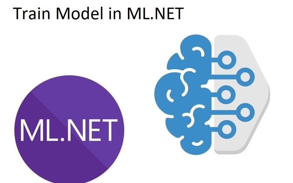 How to Train ML.NET Model using the API